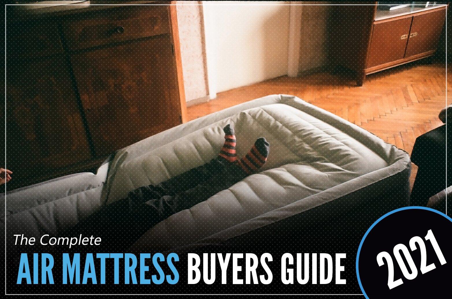 Air Mattress Buyer's Guide