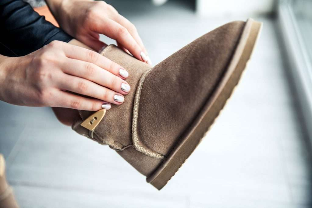 Fitting Ugg Slippers