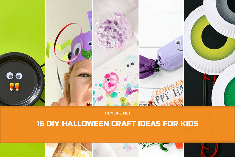 16 DIY Halloween Craft Ideas for Kids (2021)