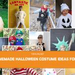 21 Homemade Halloween Costume Ideas for Kids